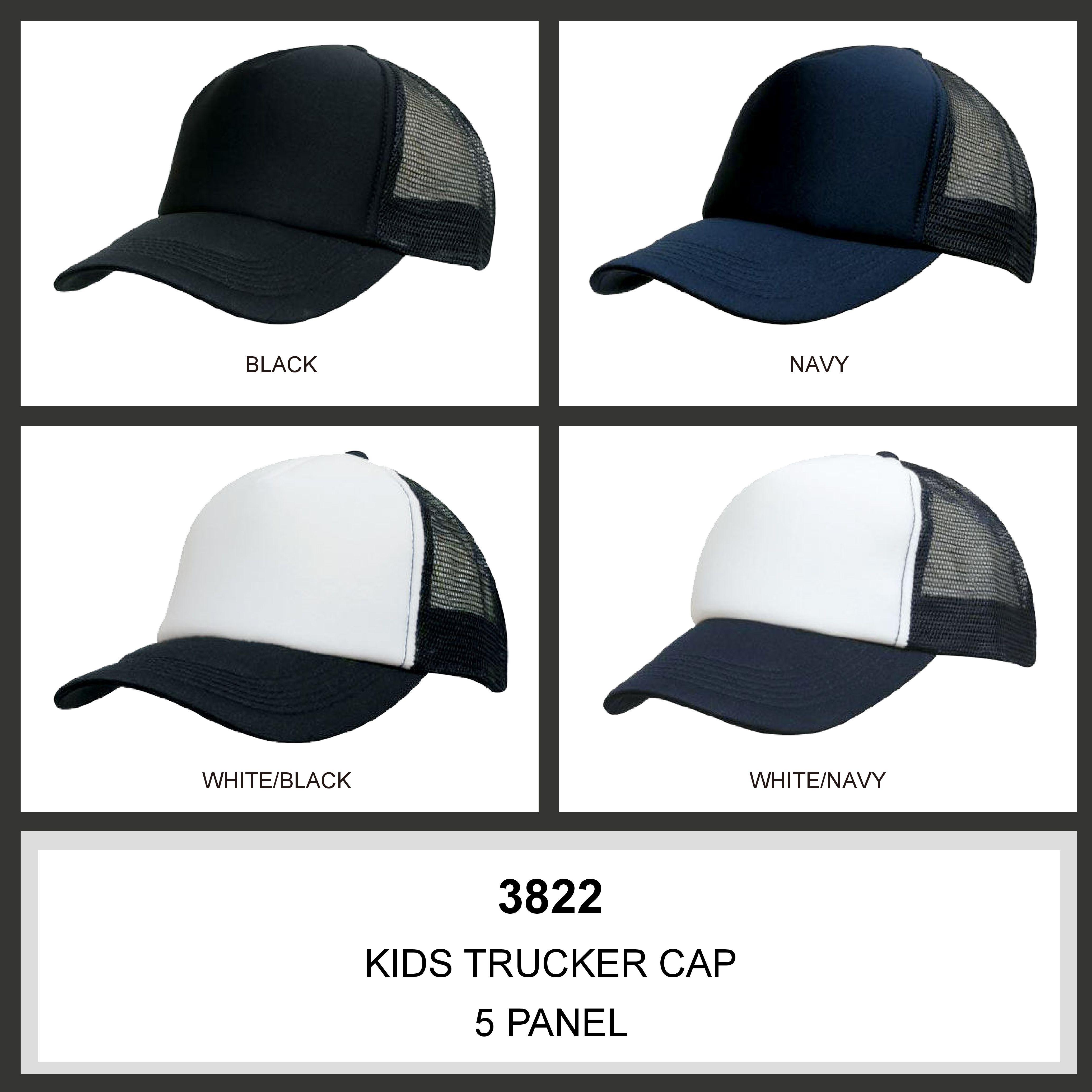 Kids Trucker Cap(3822) 2 | | Promotion Wear