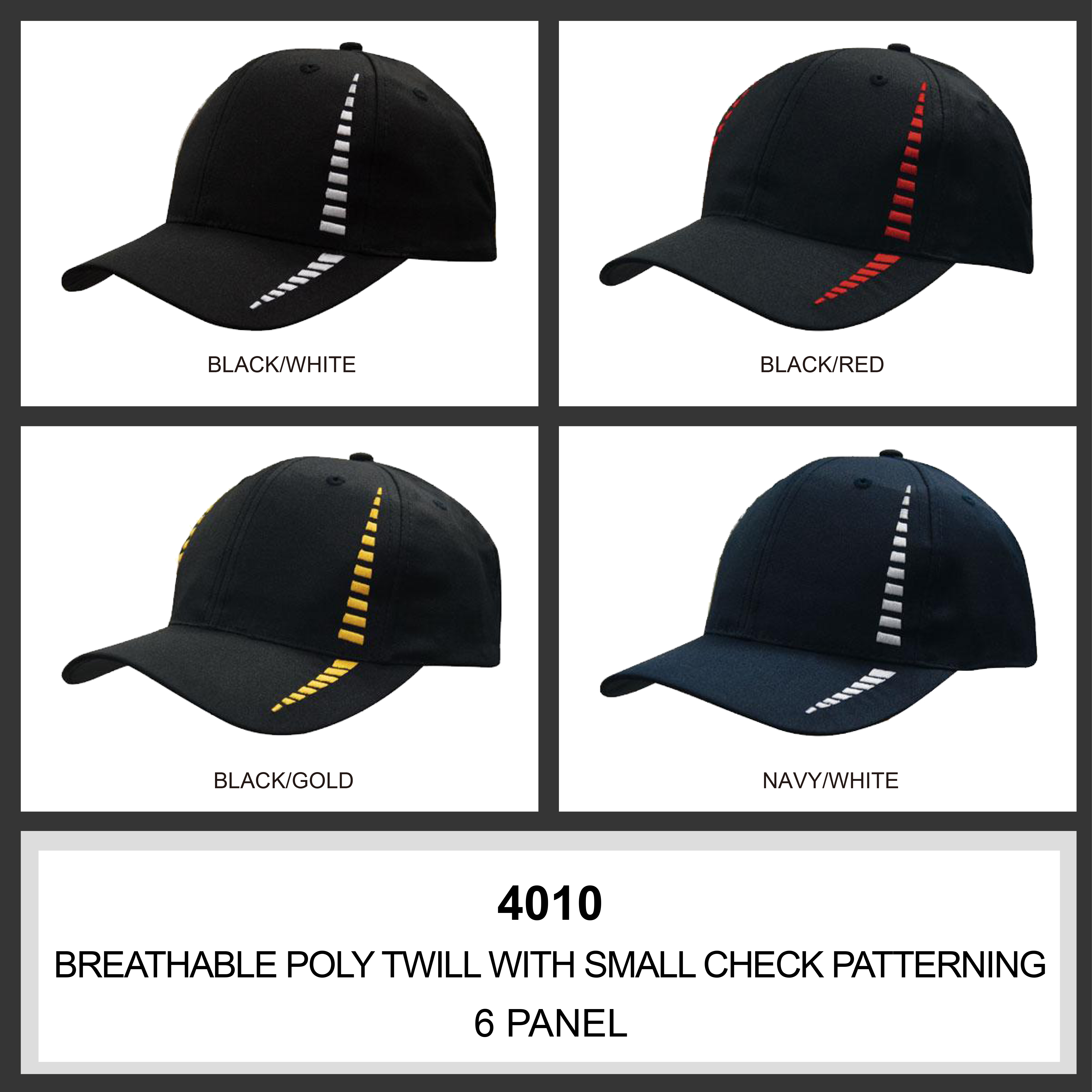 Breathable Poly Twill with Small Check Patterning (4010) 2 | | Promotion Wear