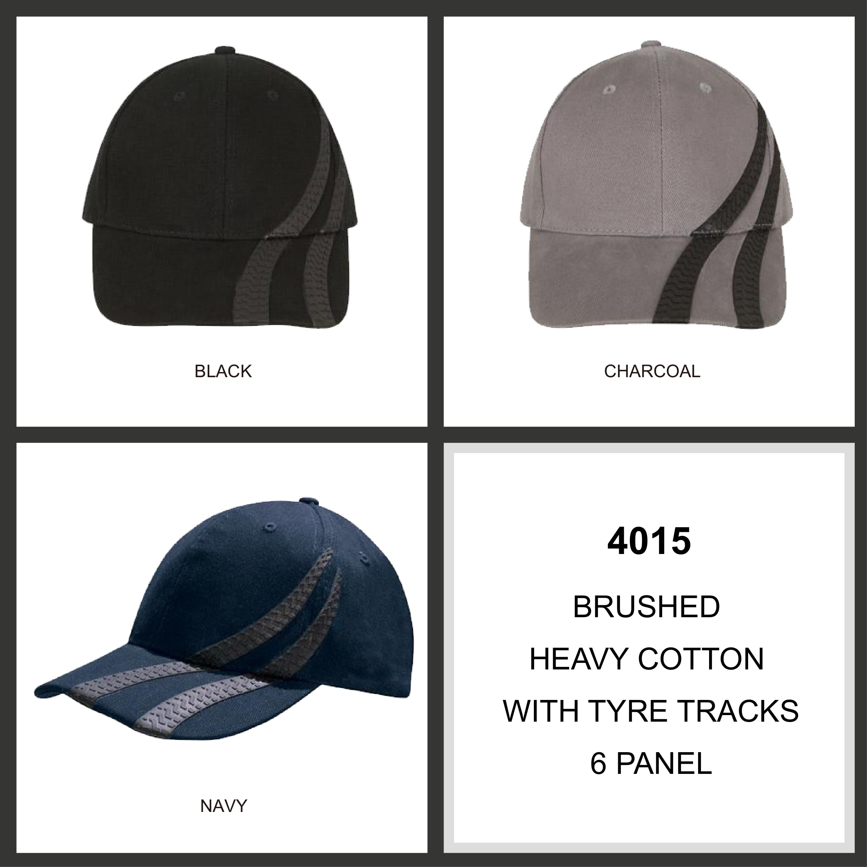 Brushed Heavy Cotton with Tyre Tracks (4015) 2 | | Promotion Wear