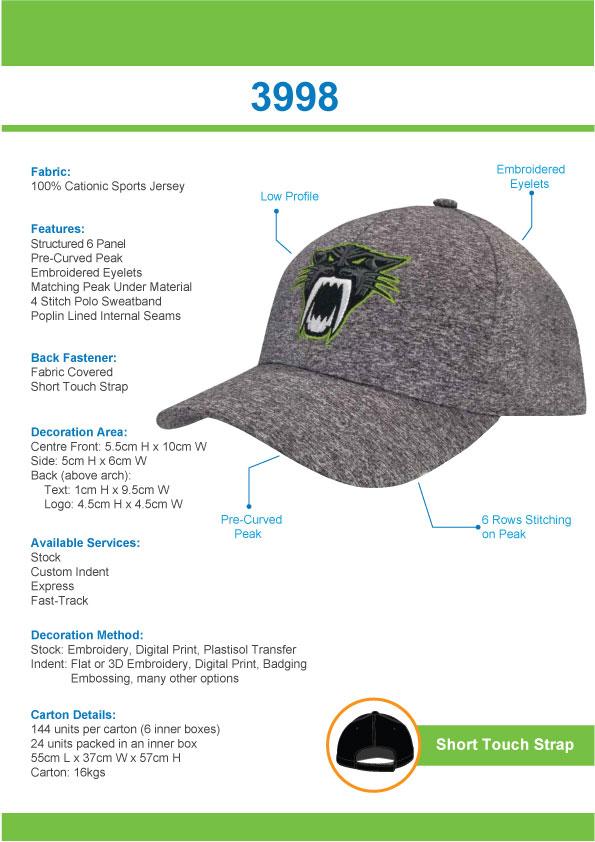 Cationic Sports Jersey (3998) 1 | | Promotion Wear